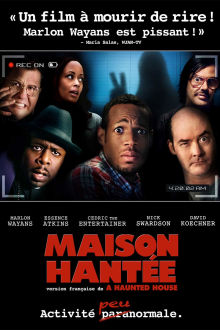 Maison hantée The Movie