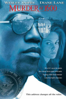 Murder At 1600 The Movie