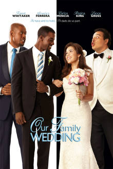 Our Family Wedding The Movie