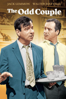 The Odd Couple The Movie