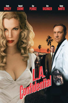L.A. Confidential The Movie
