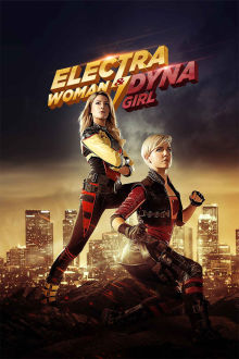 Electra Woman and Dyna Girl The Movie