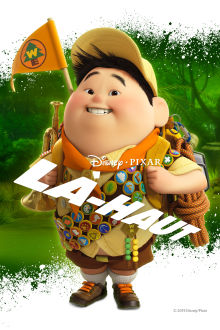 Là-haut The Movie