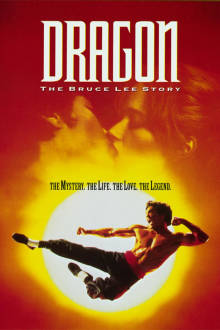 Dragon: the Bruce Lee Story The Movie