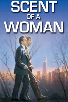 Scent of A Woman The Movie