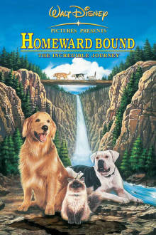 Homeward Bound: The Incredible Journey The Movie
