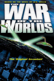 The War of the Worlds The Movie