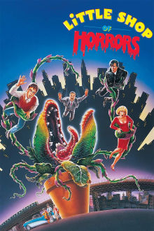 Little Shop of Horrors The Movie