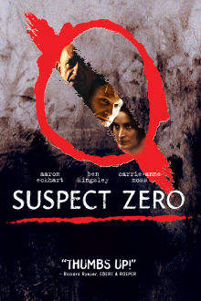 Suspect Zero The Movie