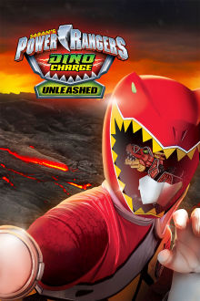 Power Rangers Dino Charge: Unleashed The Movie
