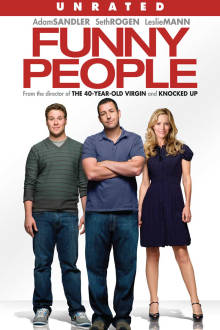 Funny People The Movie