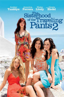 The Sisterhood of the Traveling Pants 2 The Movie