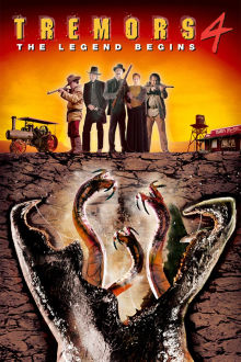 Tremors 4: The Legend Begins The Movie