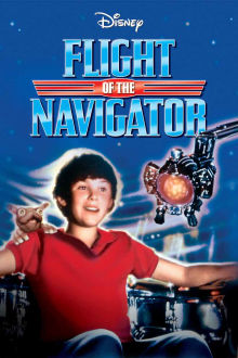 Flight of the Navigator The Movie
