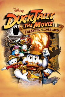 DuckTales the Movie: Treasure of the Lost Lamp The Movie