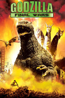 Godzilla: Final Wars The Movie