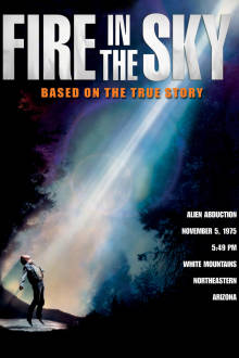 Fire in the Sky The Movie