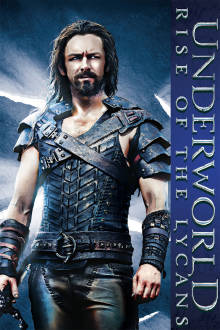 Underworld: Rise of the Lycans The Movie