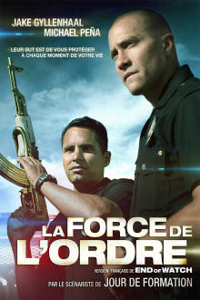 End of Watch (VF) The Movie