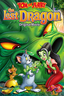 Tom & Jerry: The Lost Dragon The Movie