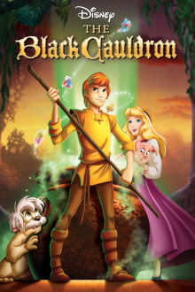 The Black Cauldron The Movie