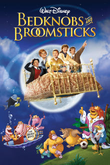 Bedknobs and Broomsticks The Movie