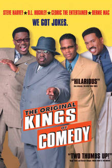 The Original Kings of Comedy The Movie