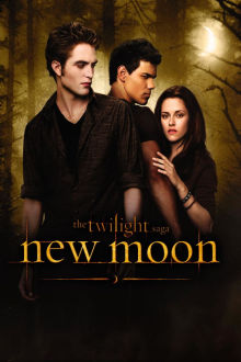 The Twilight Saga:  New Moon The Movie