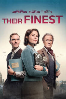 Their Finest The Movie