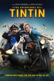 The Adventures of Tintin The Movie