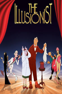 The Illusionist The Movie