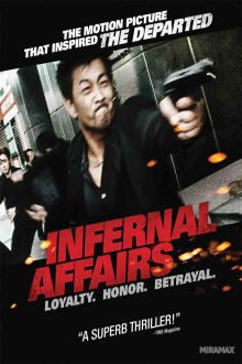 Infernal Affairs The Movie