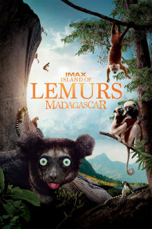 Island of Lemurs: Madagascar The Movie