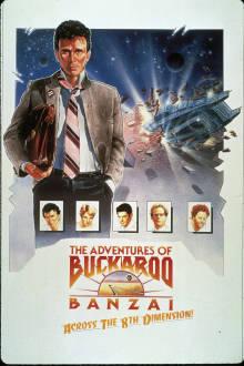 Adventures of Buckaroo Banzai: Across the 8th Dimension The Movie