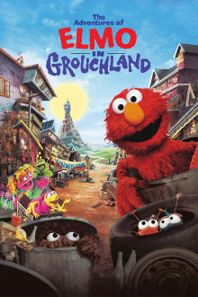 The Adventures of Elmo in Grouchland The Movie