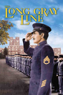 The Long Gray Line The Movie