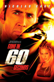 Gone in 60 Seconds The Movie
