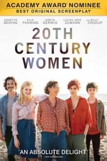 20th Century Women The Movie