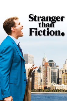 Stranger Than Fiction The Movie