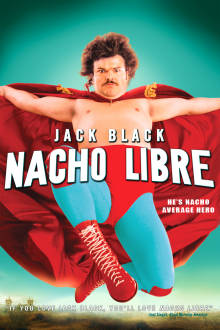 Nacho Libre The Movie
