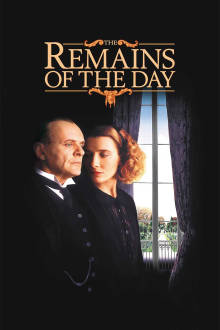 Remains of the Day The Movie