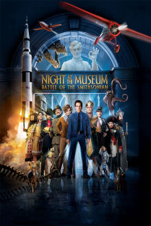Night at the Museum: Battle of the Smithsonian The Movie