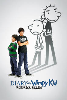 Diary of a Wimpy Kid: Rodrick Rules The Movie
