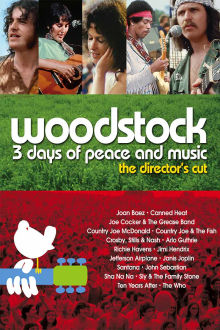 Woodstock: 3 Days of Peace and Music Director