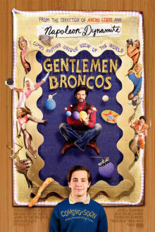 Gentlemen Broncos The Movie