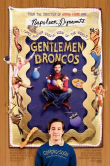 Gentlemen Broncos The Movie