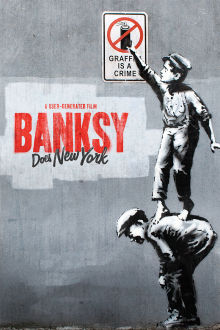 Banksy Does New York The Movie