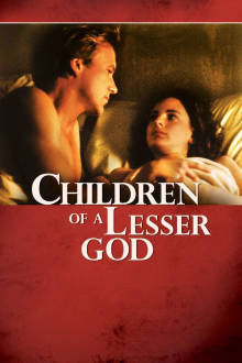 Children of A Lesser God The Movie