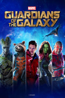 Guardians of the Galaxy The Movie