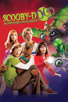 Scooby-Doo 2: Monsters Unleashed The Movie